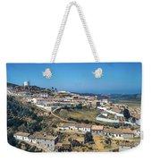 Portugese Hillside Village Weekender Tote Bag