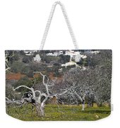 Portuguese Almond Plantation Weekender Tote Bag