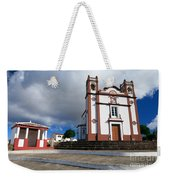 Portuguese Church Weekender Tote Bag