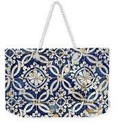 Portuguese Glazed Tiles Weekender Tote Bag