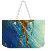 Portuguese Man Of War Weekender Tote Bag