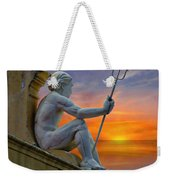 Poseidon - God Of The Sea Weekender Tote Bag