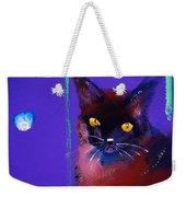 Posh Tom Cat Weekender Tote Bag
