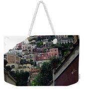 Positano, Amalfi,, Italy Weekender Tote Bag