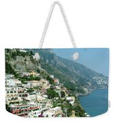 Positano In The Afternoon Weekender Tote Bag