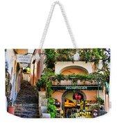 Positano Shopping Weekender Tote Bag