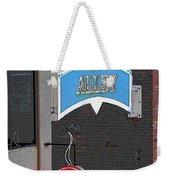 Post Alley 3 Weekender Tote Bag