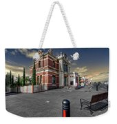 Post Office Weekender Tote Bag