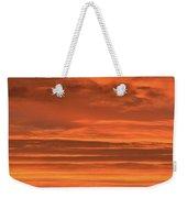 Post Sunset Clouds Weekender Tote Bag