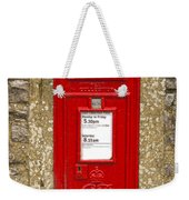 Postbox Weekender Tote Bag