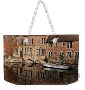 Postcard Canal II Weekender Tote Bag