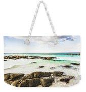 Postcard Perfect Ocean Background Weekender Tote Bag