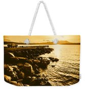 Postcard Perfect Tasmania Weekender Tote Bag
