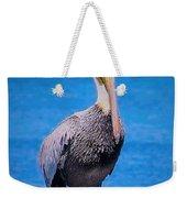Posted Pelican Weekender Tote Bag