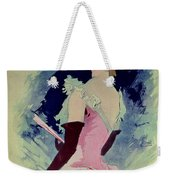 Poster Advertising Alcazar Dete Starring Kanjarowa  Weekender Tote Bag