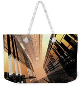 Poster-city 2 Weekender Tote Bag