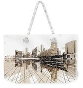 Poster-city 4 Weekender Tote Bag