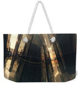 Poster-city 7 Weekender Tote Bag