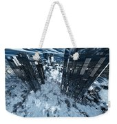 Poster-city 8 Weekender Tote Bag