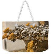 Pot Flowers  Weekender Tote Bag