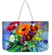 Pot Of Flowers Weekender Tote Bag