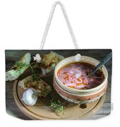 Pot Of Ukrainian Borsch Weekender Tote Bag