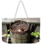 Pot Waiting For New Plant Weekender Tote Bag