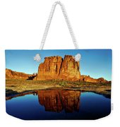 Pothole Reflections - Arches National Park Weekender Tote Bag