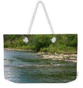 Potomac River Weekender Tote Bag