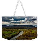 Potomac River Valley - West Virginia Weekender Tote Bag