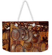 Pots And Pans Shop Or Is Jinni Home  Weekender Tote Bag