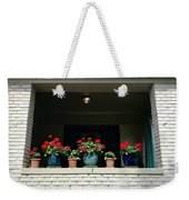Pots In The Window Weekender Tote Bag