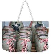 Pots Weekender Tote Bag