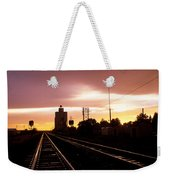 Potter Tracks Weekender Tote Bag