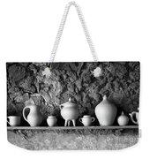 Pottery Weekender Tote Bag