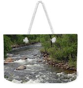 Poudre River 3 Weekender Tote Bag