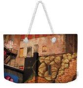 Poughkeepsie Street Art Weekender Tote Bag by Nancy De Flon