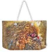 Poultry Passion Weekender Tote Bag