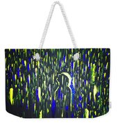 Pouring Rain And Light Weekender Tote Bag