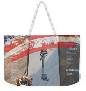 Pow Memorial Weekender Tote Bag
