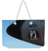 Pow Mia Rememberance Weekender Tote Bag