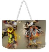 Pow Wow Beauty Of The Dance 1 Weekender Tote Bag