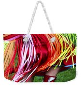 Pow Wow Beauty Of The Past 9 Weekender Tote Bag