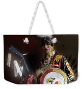 Pow Wow Portrait Of A Proud Man 2 Weekender Tote Bag