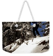 Powder Hound Weekender Tote Bag