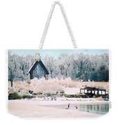 Powell Gardens Chapel Weekender Tote Bag