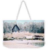 Powell Gardens Chapel Weekender Tote Bag