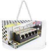 Power Adapter Weekender Tote Bag