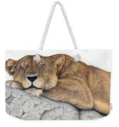 Power And Grace At Rest Weekender Tote Bag
