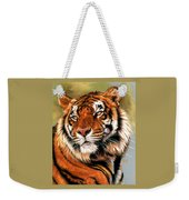 Power And Grace Weekender Tote Bag by Barbara Keith
